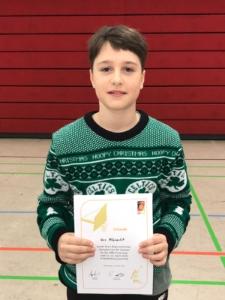 Urs Albrecht vom BBC Cottbus nominiert für Heidelberg