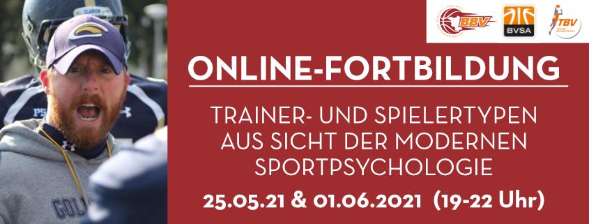 Online Fortbildung Sportpsychologie
